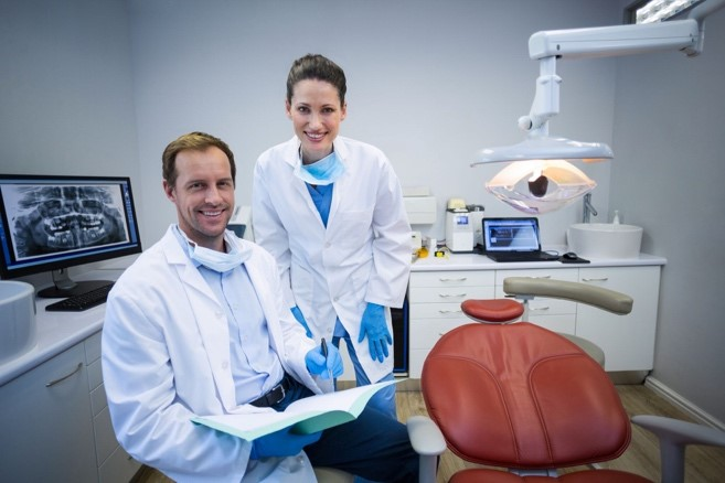 frederick dentist